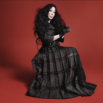 "<p>When Marc Jacobs walked into the Met Gala with Cher on his arm, we should have known something was up. It all became clear yesterday, when the designer uploaded a photo of the legendary star to his Instagram account with the words, ""The first face of our Fall 15 campaign"".  </p>"