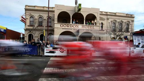 The woman had been at the Gordon Hotel in Portland before she was sexually assaulted.