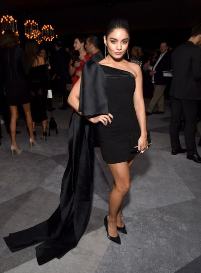 Actress Vanessa Hudgens at the 2018 Netflix after-party, September, 2018