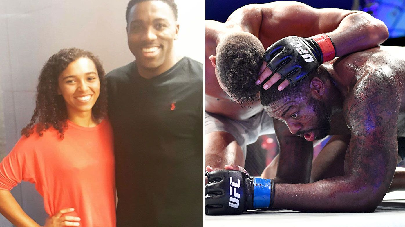 Overeem defeats emotional Harris in UFC