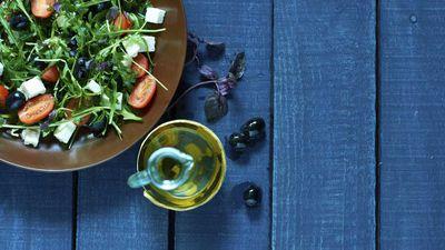 7. Good olive oil