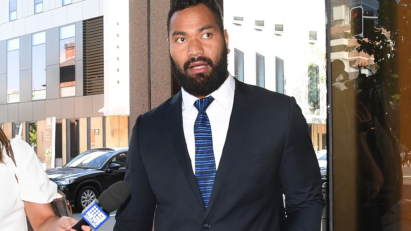NRL: Parramatta Eels suspend Tony Williams after drink driving incident