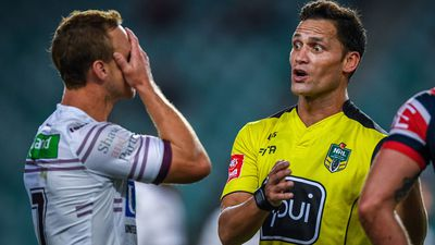 Andrew Johns breaks down the consequences of over officiating in the NRL