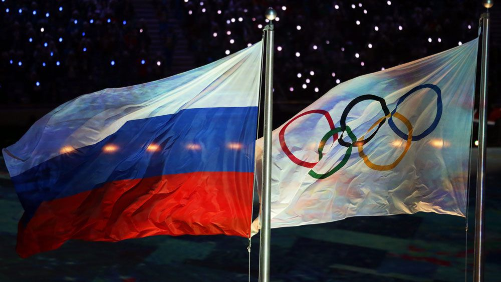 The Russian Olympic Committee is still waiting for medals to be returned. (AAP)