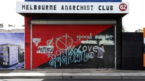 Accused Victorian extremist allegedly targeted left