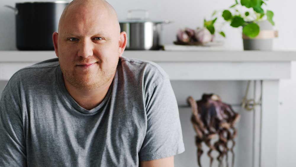 Executive chef Monty Koludrovic, The Dolphin Hotel and Icebergs Dining Room and Bar
