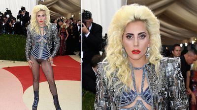 Singer Lady Gaga. (AFP)