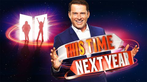 Karl Stefanovic on This Time Next Year