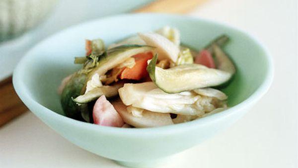 Goong Goong's pickles