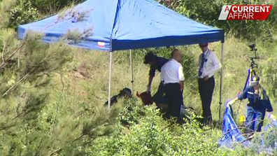 A Current Affair understands that police are looking for human remains buried at Twelve Tribes properties.