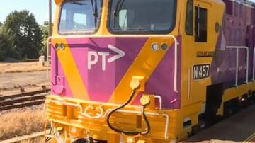 Victoria's rail fleet would be replaced under $632m Liberal pledge