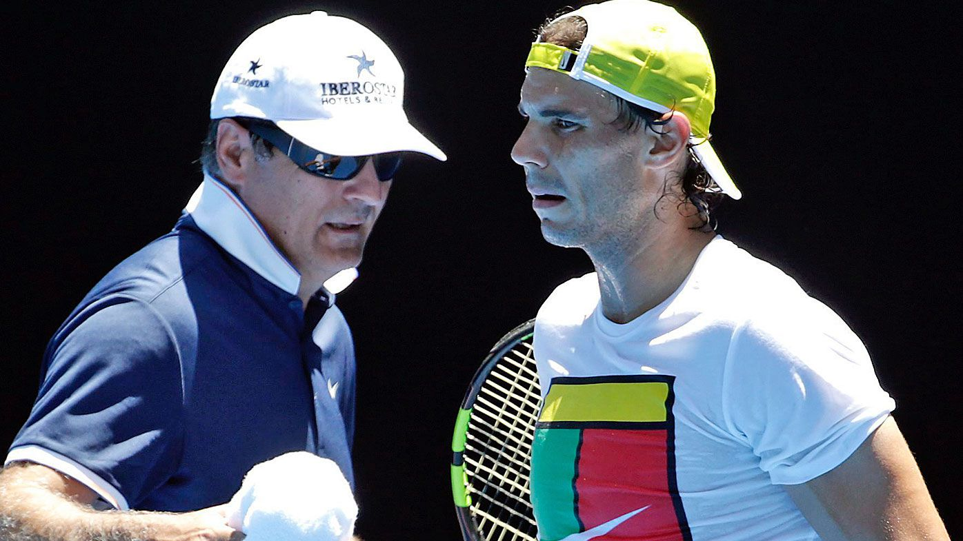 Rafael Nadal's uncle doesn't believe Roger Federer can win another grand slam