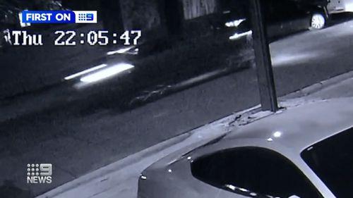 Adelaide car chase
