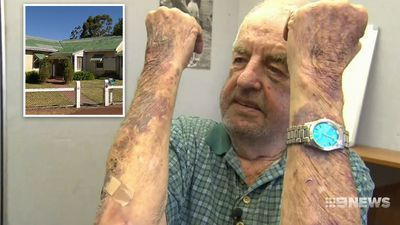 Perth pensioner bashed by thugs in home invasion