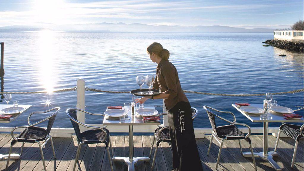 Pier One Restaurant Hobart Reviews