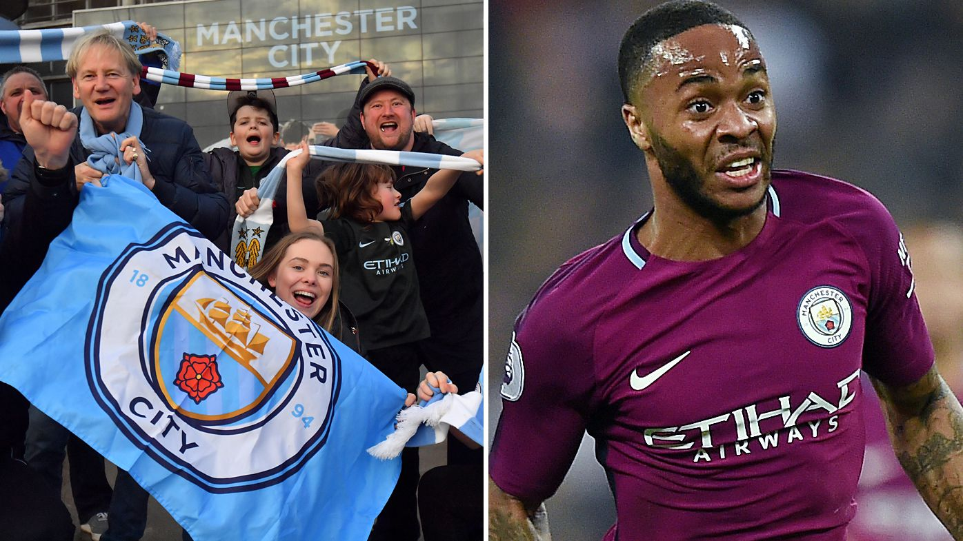 Manchester City crowned EPL champions after Manchester United lose to West Brom