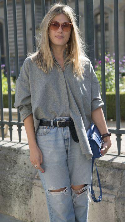 <p><em>Glamour </em>fashion director Natalie Hartley.</p>