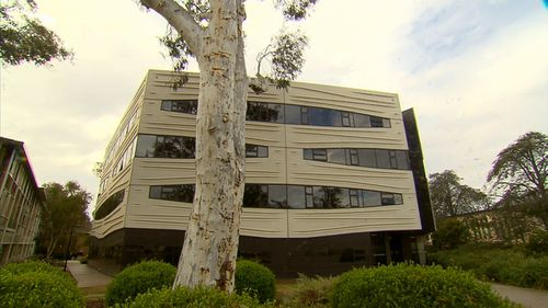 Cyber security experts are concerned that the hackers will have access to the School of Strategic and Defence Studies data, which works closely with Australia's defence and intelligence establishment. Picture: 9NEWS