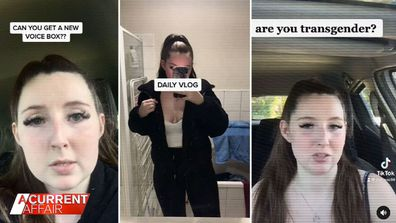 Woman bullied over deep voice becomes social media star.