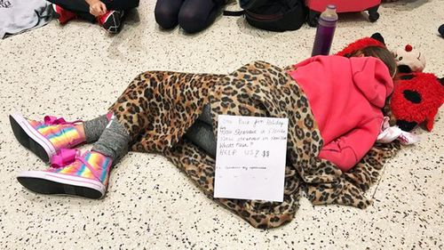 Passengers endure three-day 'journey from hell' from Florida to London