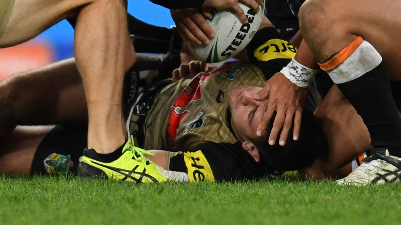 Penrith's Sam McKendry suffers third consecutive ACL injury