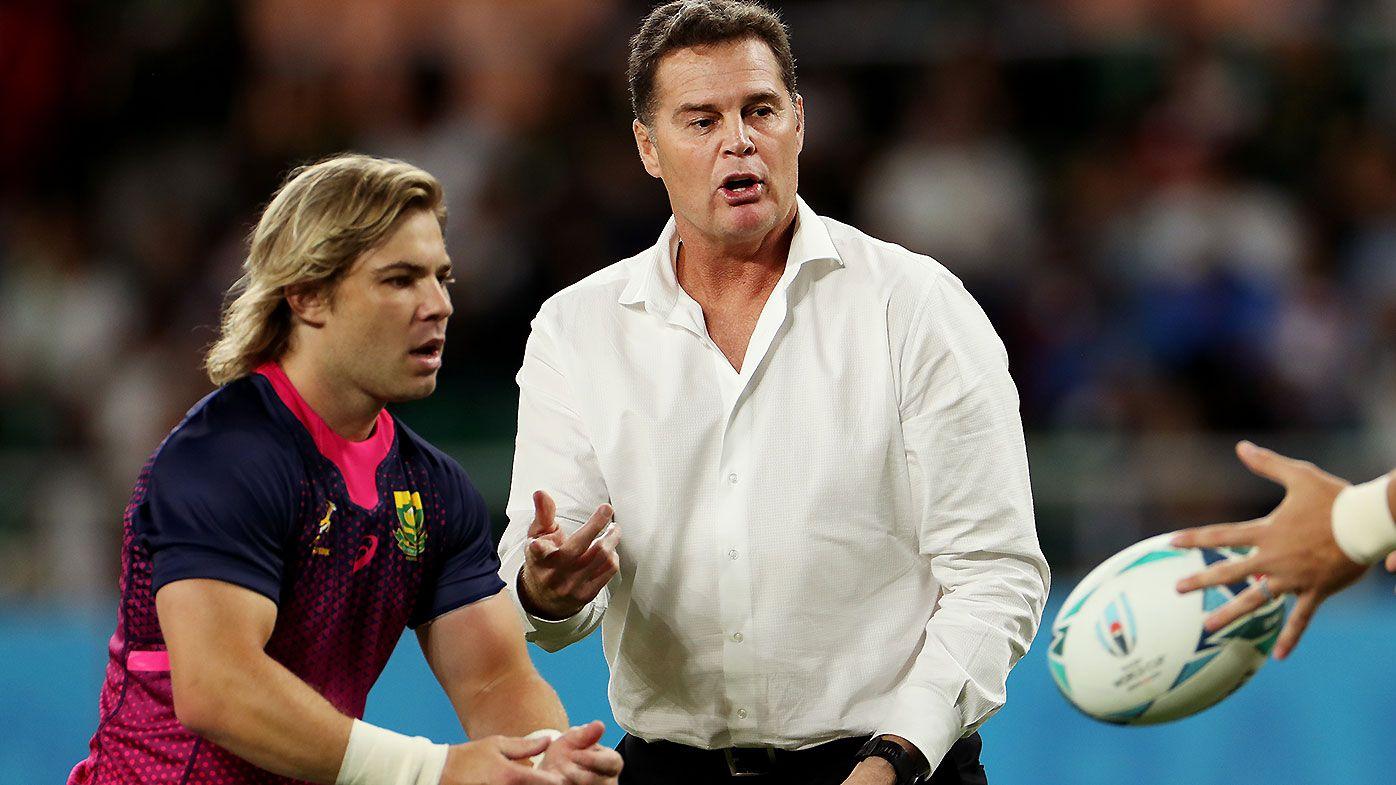 World Cup-winning coach releases bizarre video