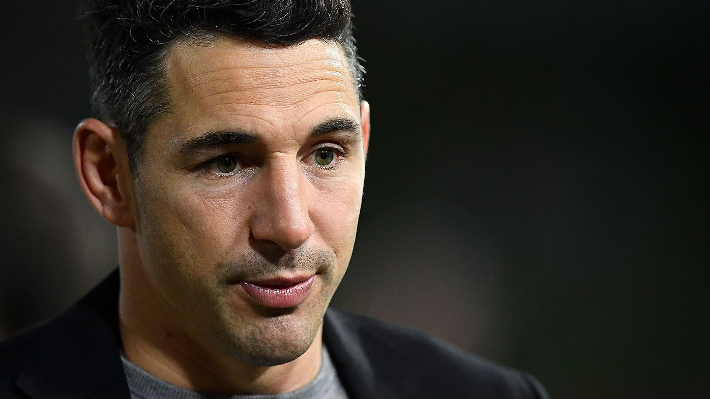 'Be wary of the sleeping premier': Billy Slater backing Sydney Roosters to fire after NRL hiatus