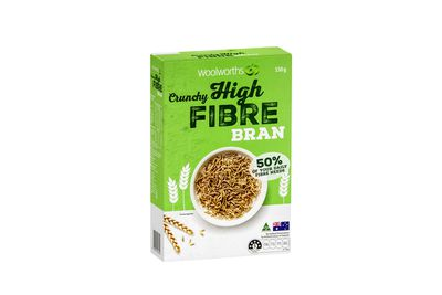 Woolworths Select High Fibre Bran