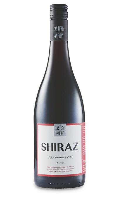 Aldi Eastern Laneway Vintners Grampians Shiraz 2020, $11.99