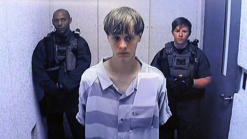 Dylann Roof is awaiting the death penalty over the 2015 Charleston church massacre. Elizabeth Lecron allegedly wrote to him during her planning.