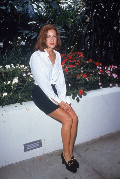 Sarah Jessica Parker, 1990.