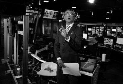 Mike Dalton, Reporter