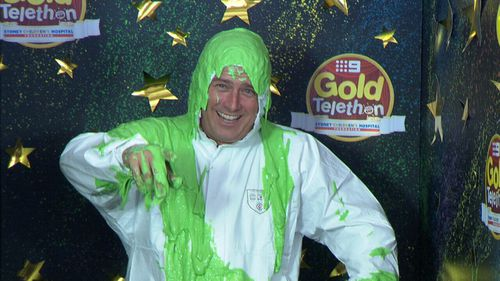 Karl Stefanovic takes part in the appeal. Picture: 9NEWS