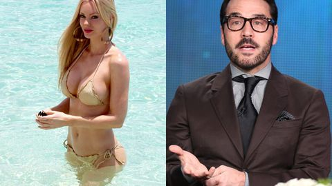 Married Aussie model the latest love scandal for Entourage's Jeremy Piven