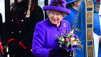 Queen Elizabeth on Commonwealth Day, 2019