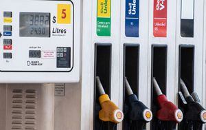 Petrol prices rising ahead of the long weekend, as double demerits kick in