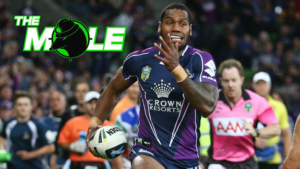 The Mole: Melbourne Storm winger Sisa Waqa alleged gambling problem led to rorting NRL fans