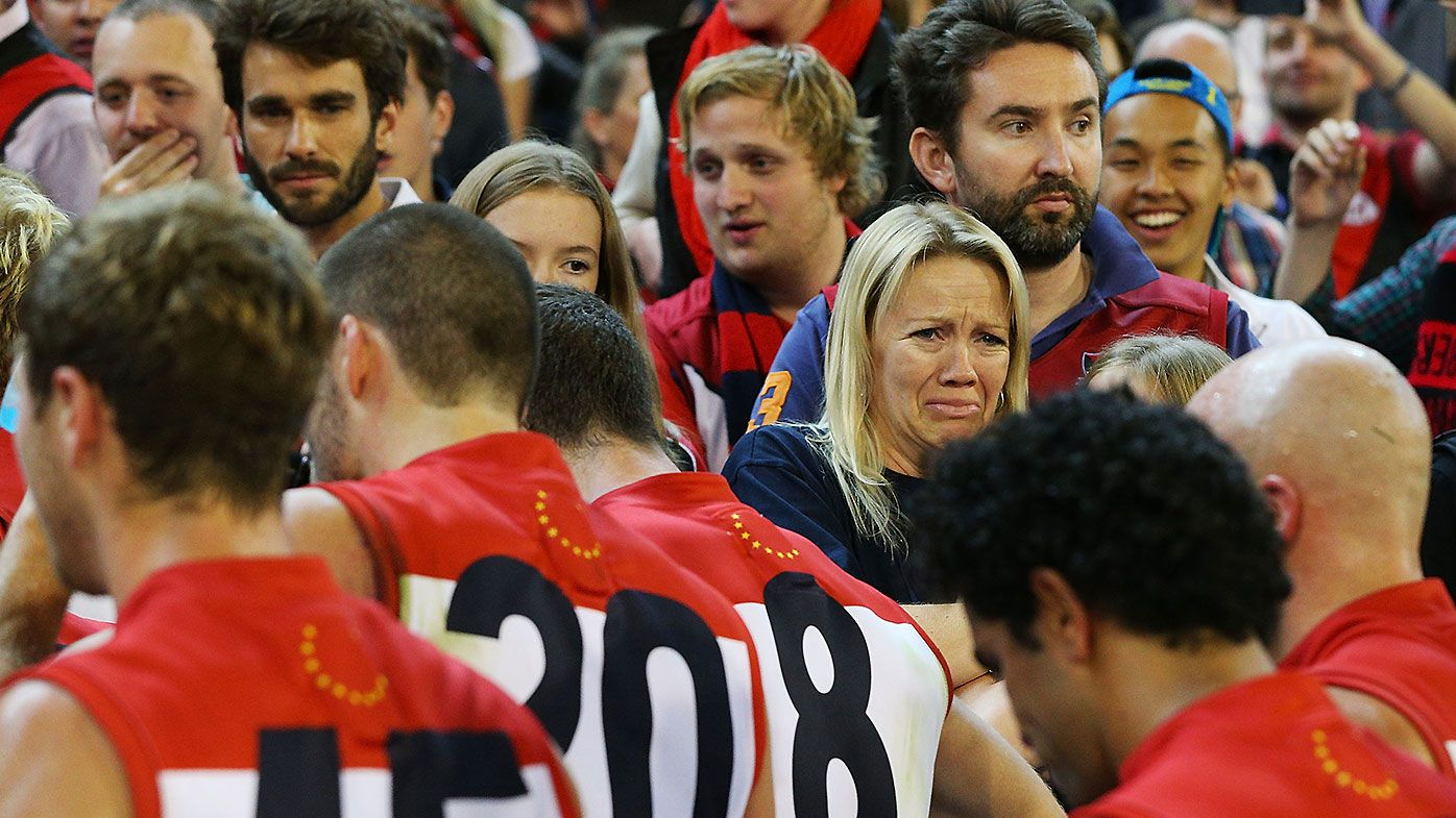 EXCLUSIVE: Inside Melbourne's rise from near-extinction to AFL premiership favourites