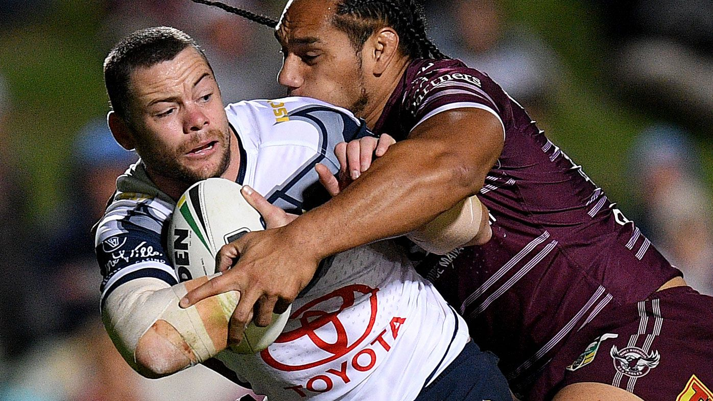 Brisbane Broncos sign veteran workhorse Shaun Fensom on one-year deal