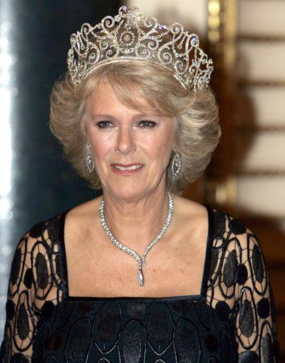 Camilla, Duchess of Cornwall: The Delhi Durbar tiara