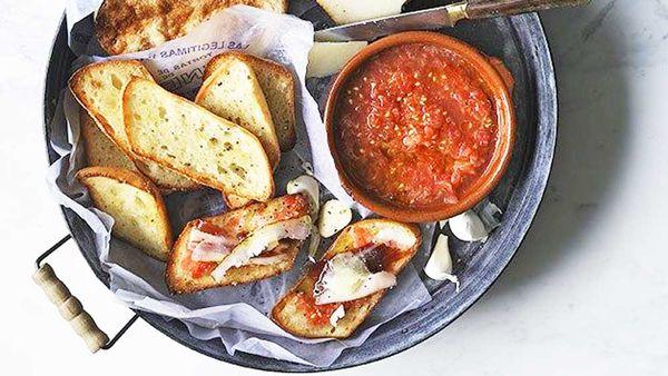 boccadillo. Image: Gourmet Traveller