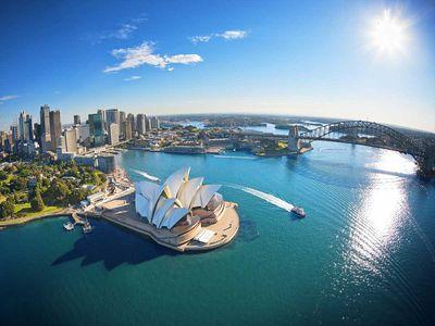 1. Sydney, New South Wales