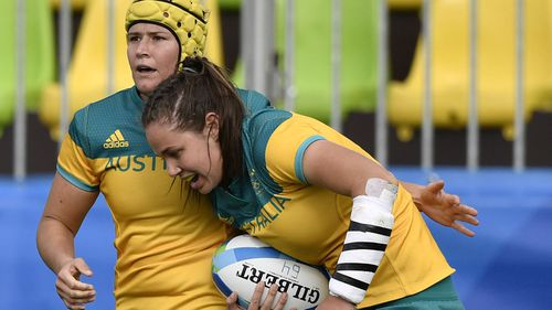Rio Olympics: Aussies win historic gold in rugby sevens