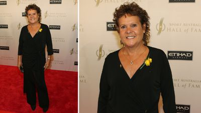 Former world number one tennis player Evonne Goolagong Cawley. (AAP)