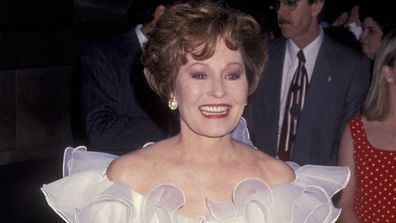 Marj Dusay attends 10th Annual Soap Opera Digest Awards on February 4, 1994.