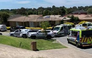 Boy, 15, arrested after woman dies and two others seriously injured at Melbourne home