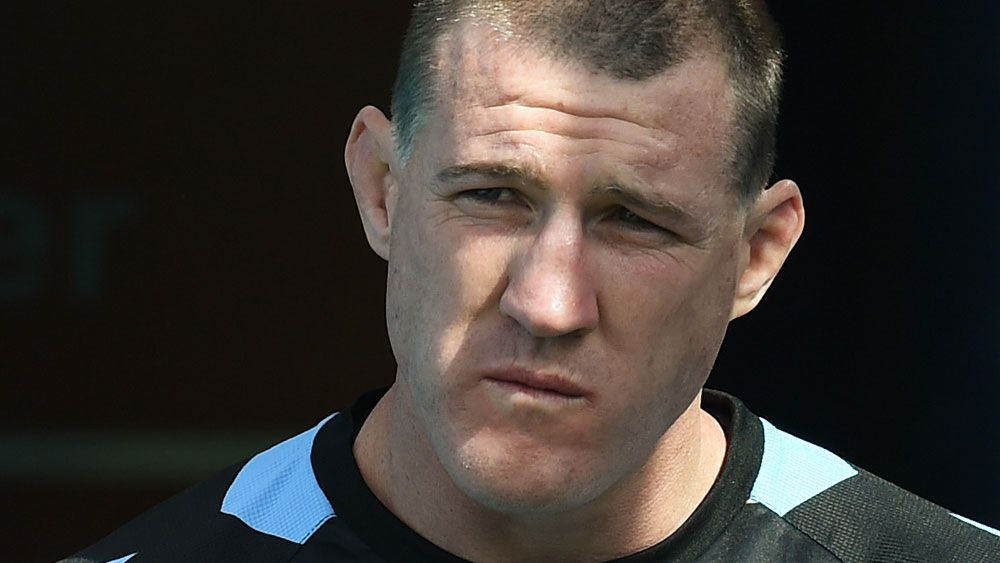 Gallen signs one year Sharks extension