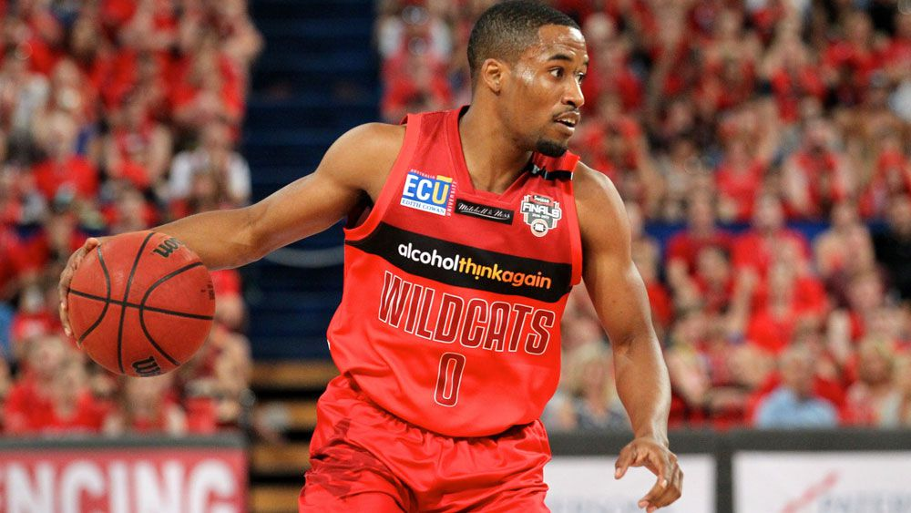 Perth Wildcats' Bryce Cotton.
