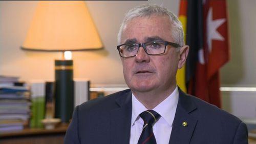 Tasmanian MP Andrew Wilkie is an anti-pokies crusader.