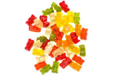 16. Gummy candy (2.57)